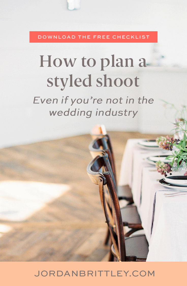 styled shoots for creatives