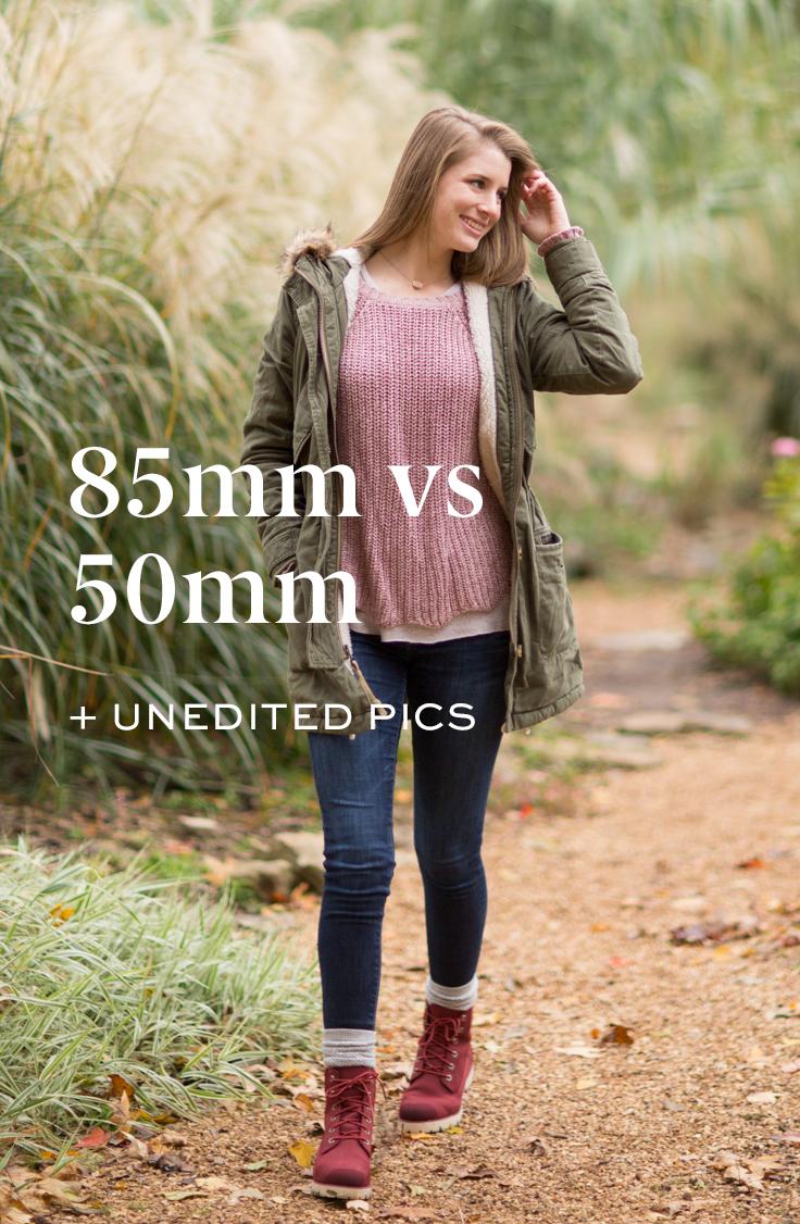 85mm vs 50mm lens comparison jpg