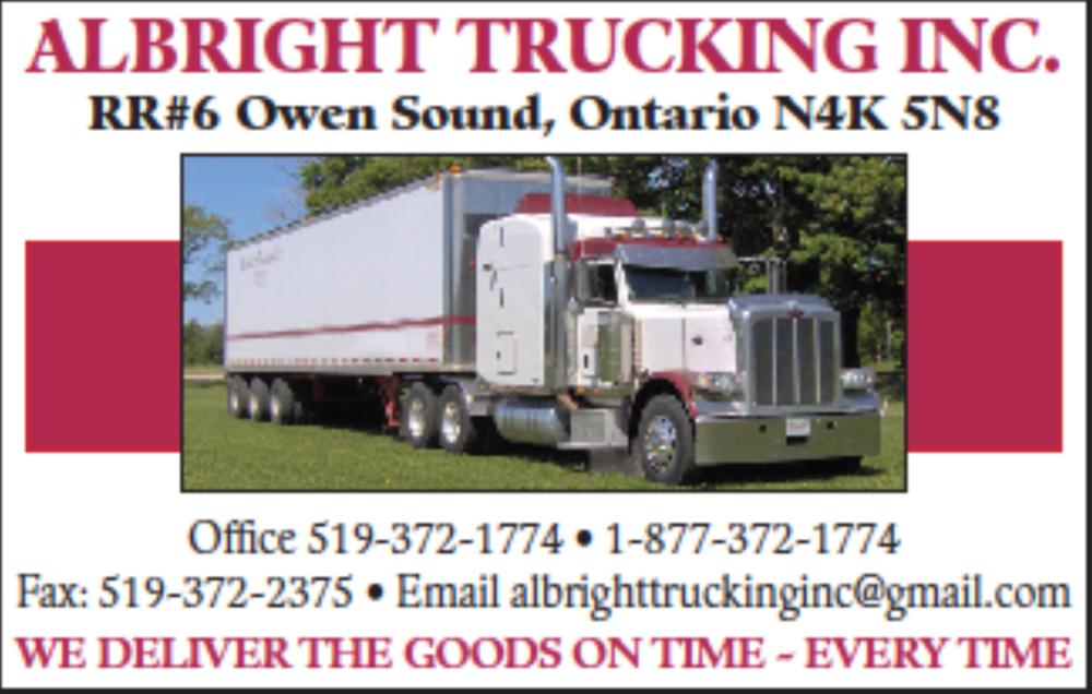 Albright Trucking