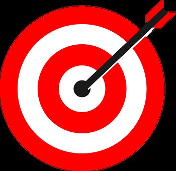 target bull's eye
