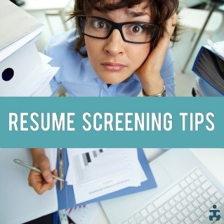 Here you will find important tips from top hiring managers on incorporating a screening strategy into your recruiting process.