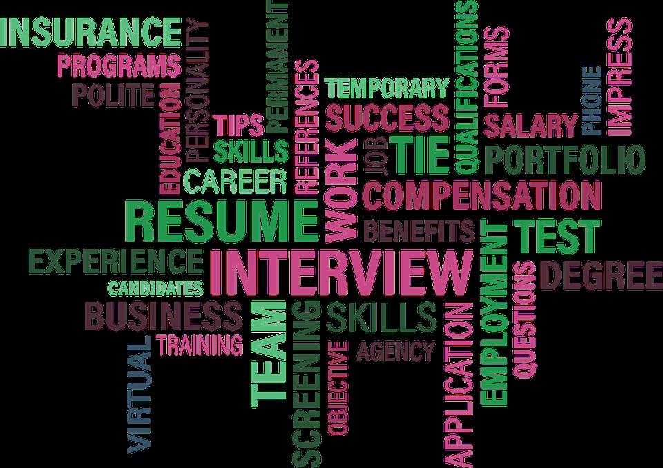 interview words