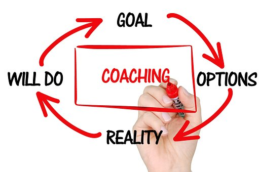 coaching - goal - options - reality - will do