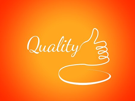 quality talent - thumbs up