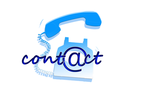 contact references by phone