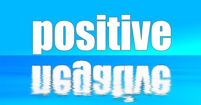 positive versus negative