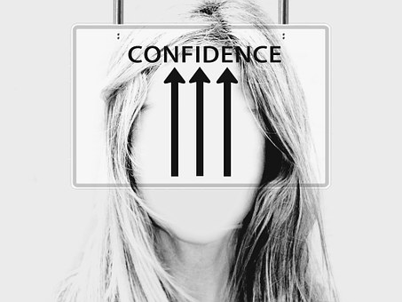 self confidence increase - no fear