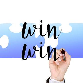 win win puzzle piece
