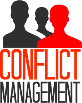 conflict management - 3 figures