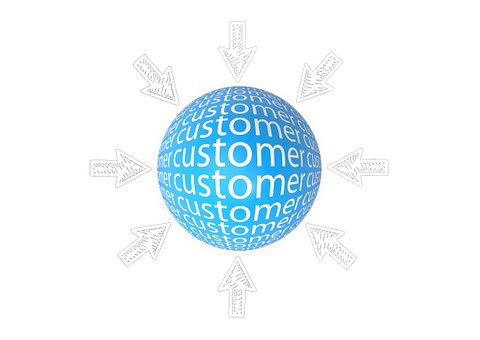 customer service focus