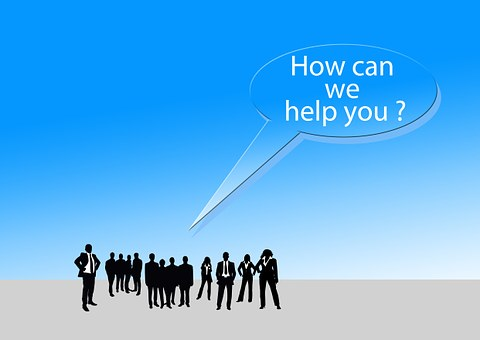 excellent customer service question - how can we help you?