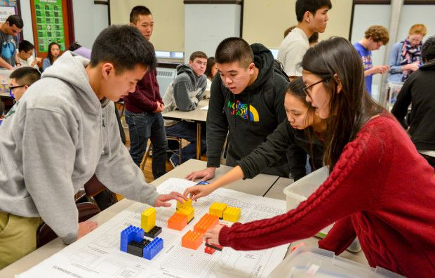 Image: The  UrbanPlan  program by ULI trains young people to think like planners and was brought up as an example.