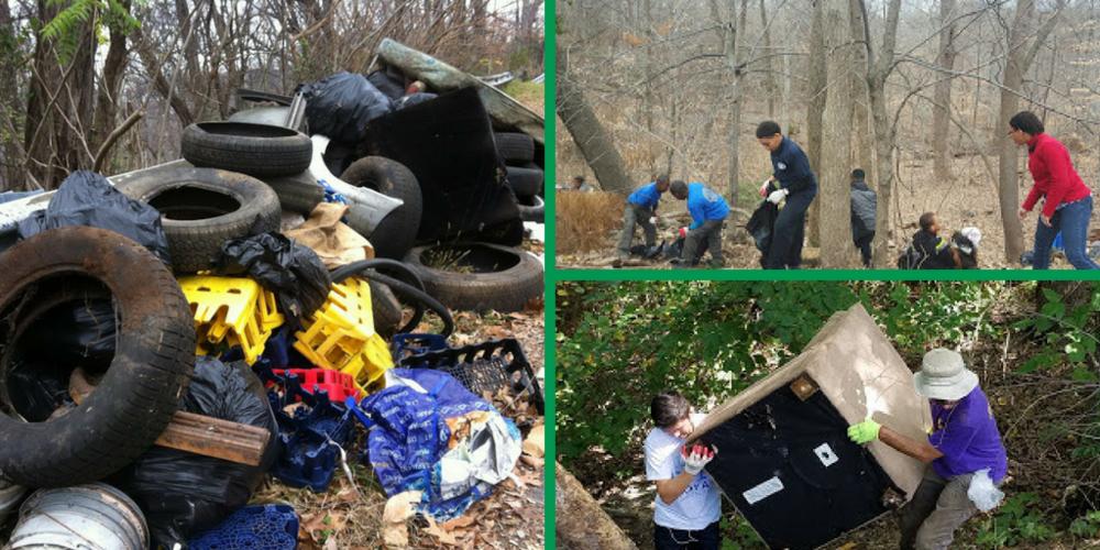 Photos:  Committee to Restore Shepherd Parkway