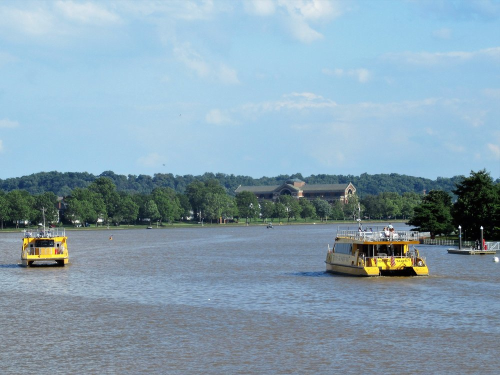 photo:  potomac commuter fast ferry
