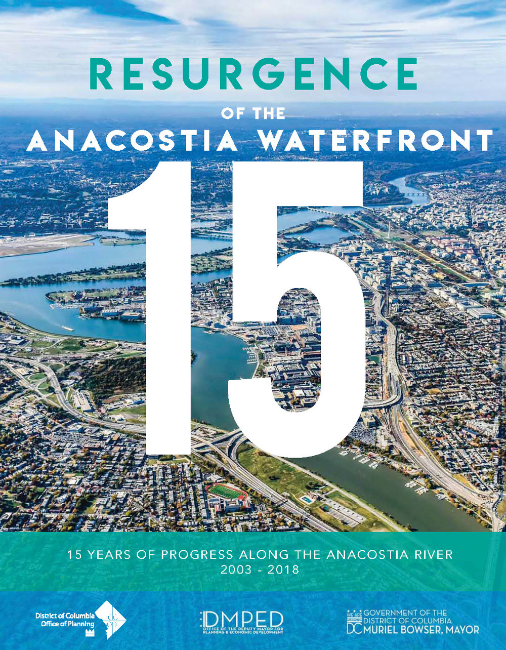 "Read ""Resurgence on the Anacostia Waterfront - 15 Years of Progress Along the Anacostia River."""