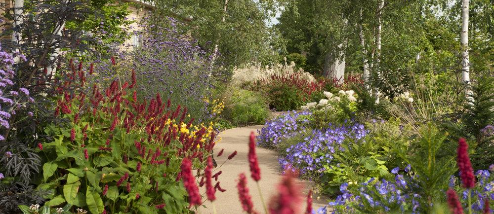 HOratio's Healing Garden, UK