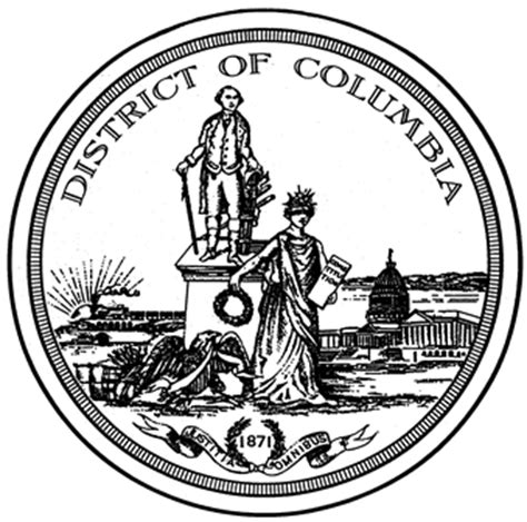 dc government seal