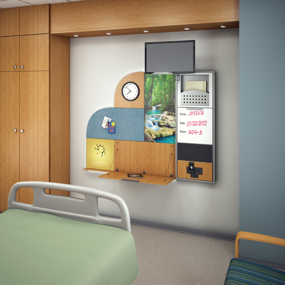 Efficient, Effective Wall Solutions   Raspberry Med   Learn More