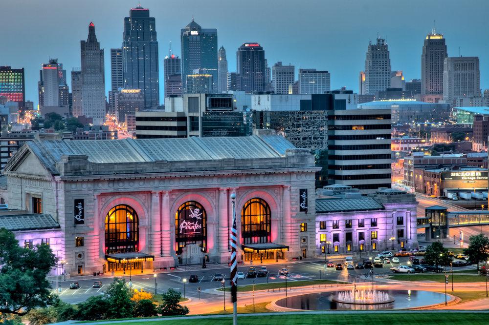 """Eric Bowers """"Union Station"""""""