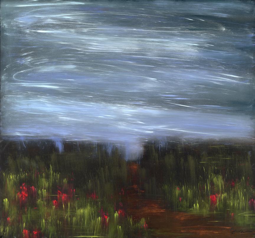 """Julie Hansen """"My Secret Garden"""""""