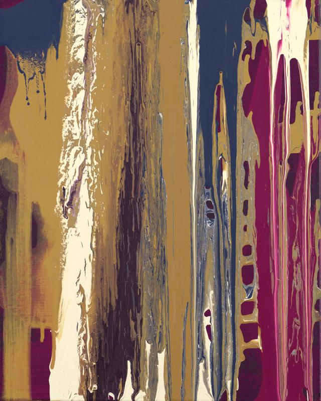 "Jennifer Bertrand ""Color Meld"""