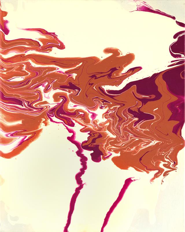 """Jennifer Bertrand """"Pink Fusion"""""""