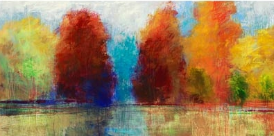 "Ursula Brenner ""Autumn View"""