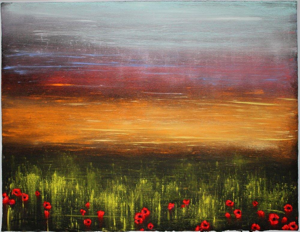 """Julie Hansen """"Dream Sky"""""""