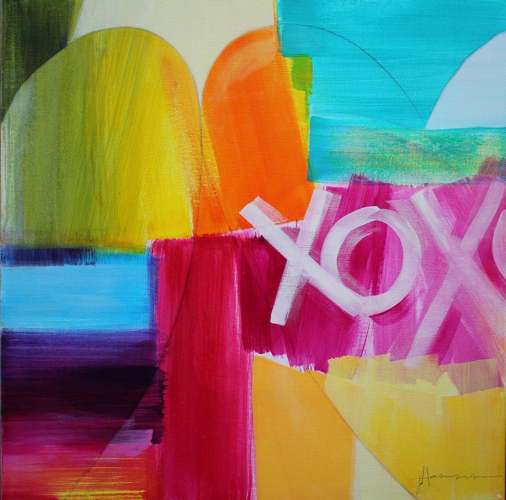 """Julie Hansen """"XOXO"""""""
