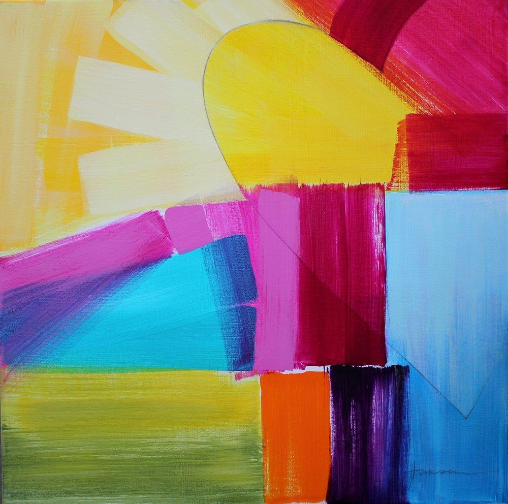 """Julie Hansen """"You Are My Sunshine"""""""
