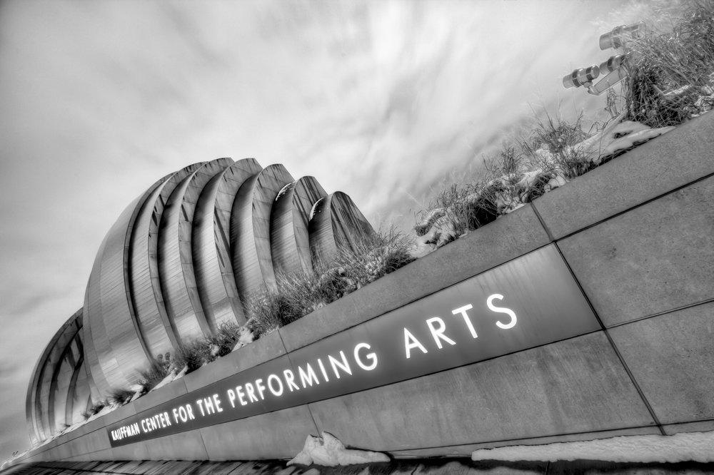 "Eric Bowers ""Kauffman Center"""