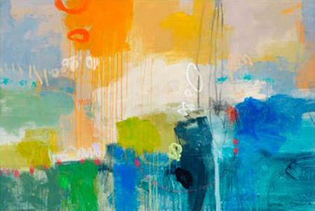 """Ursula Brenner """"Bluescape"""""""
