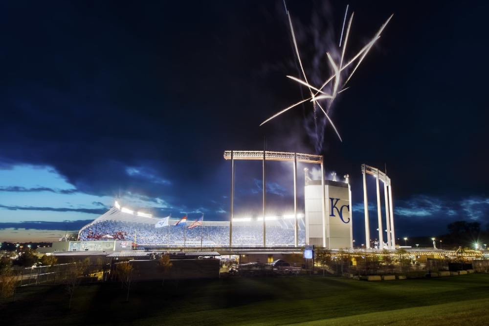 "Eric Bowers ""Royals Stadium"""