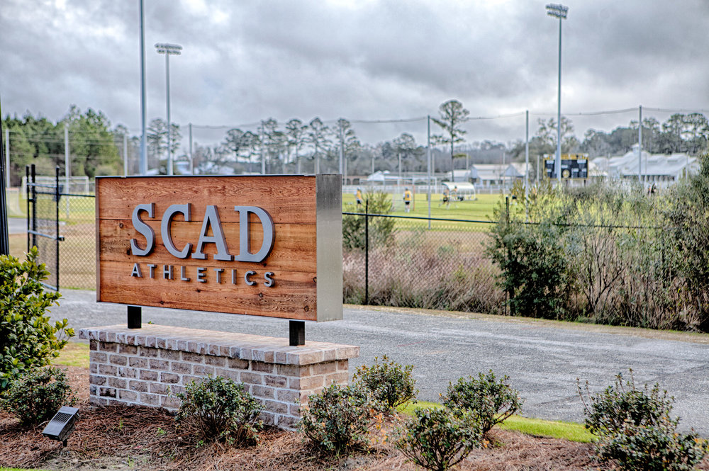 SCAD ATHLETICS COMPLEX - Jasper County, South Carolina