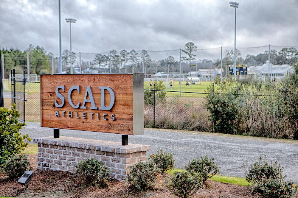SCAD ATHLETICS COMPLEX - Jasper County, South Carolina