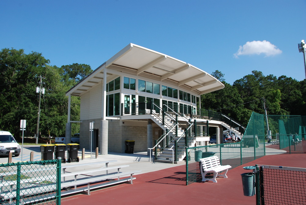 BACON TENNIS COMPLEX - Savannah, Georgia