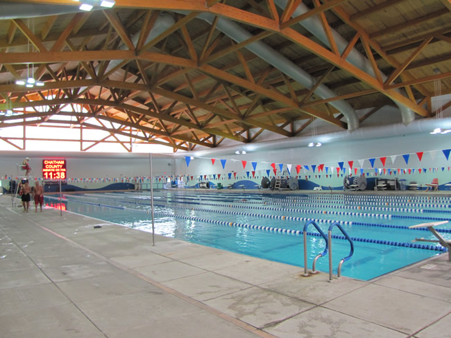 CHATHAM COUNTY AQUATICS CENTER - Savannah, GA