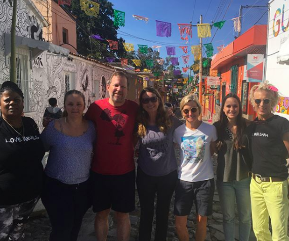 The Global Team in Mexico