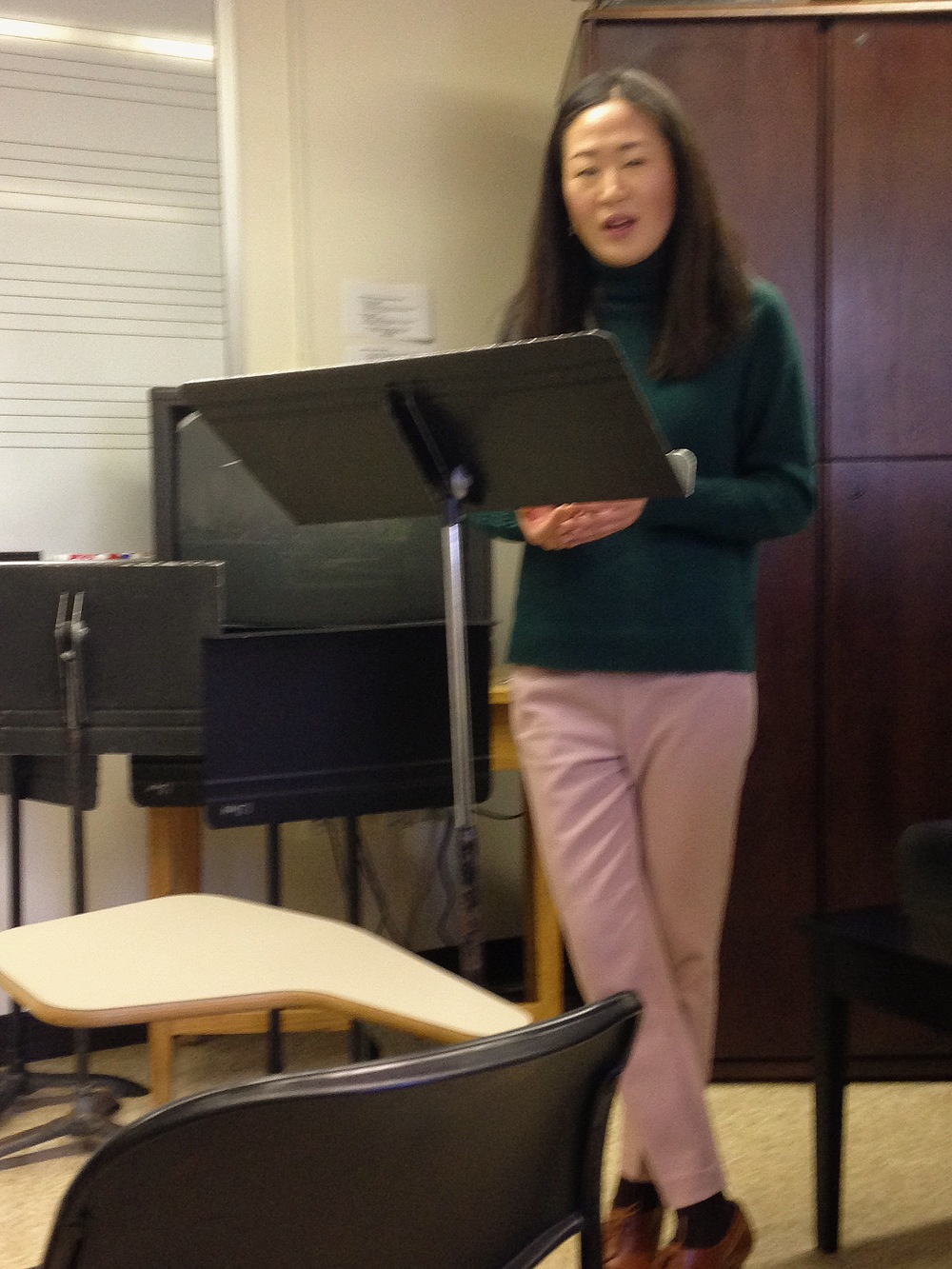 Lecture for Indianapolis Piano Teachers' Association teachers.