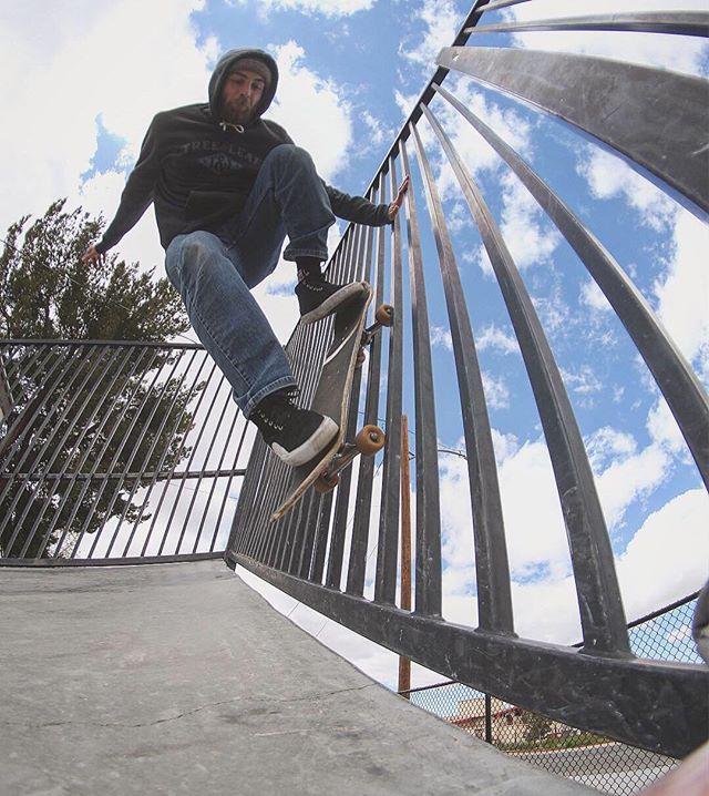 @lambodacious, up on dem fences.