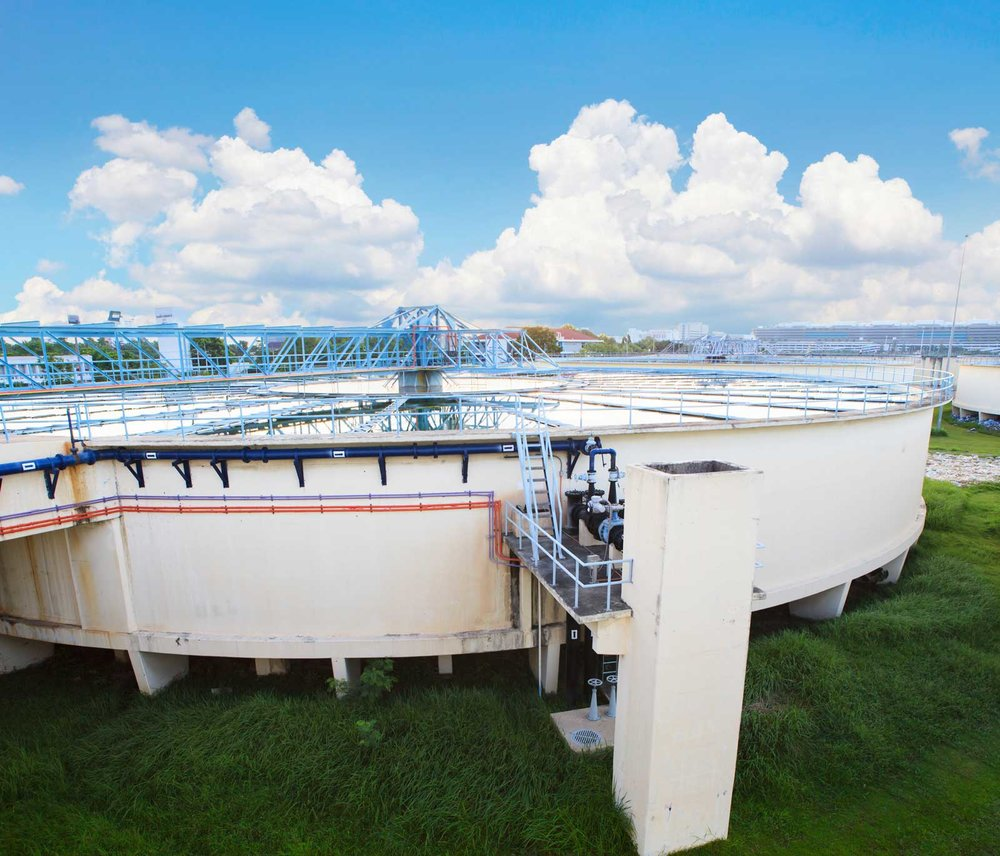 water supply tank waterworks industry