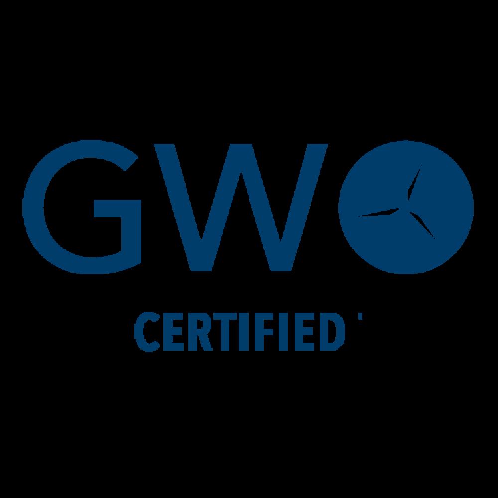 GWO zertifiziziert