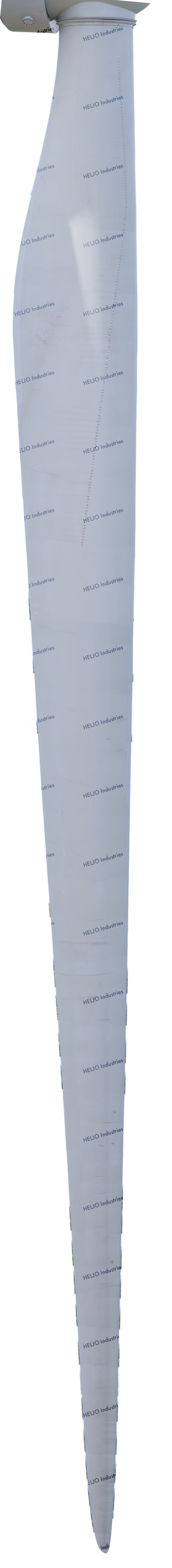Rotorblatt Inspektion Drohne Firma HELJO Industries