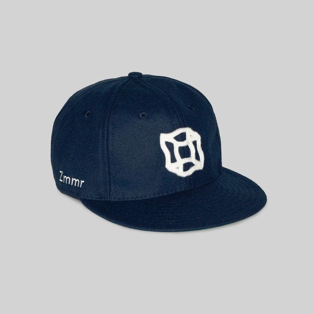 Zmmr Navy Hat