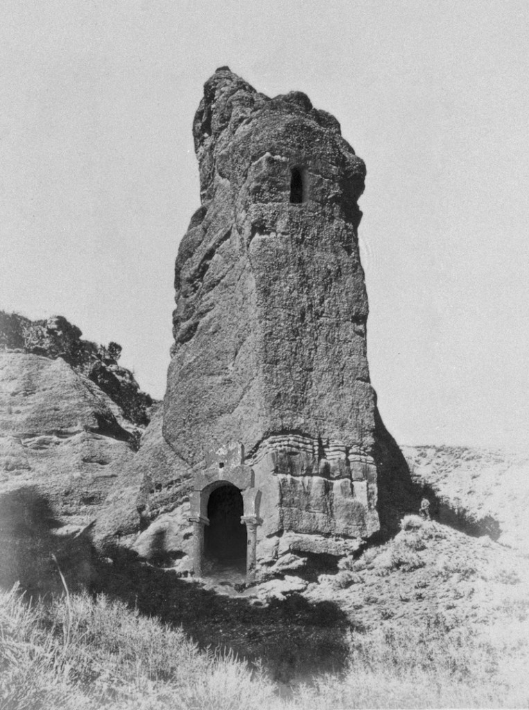 The Tower-Of-The-Rock at Bethzur