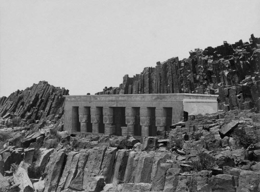Rama's Temple at Anathoth