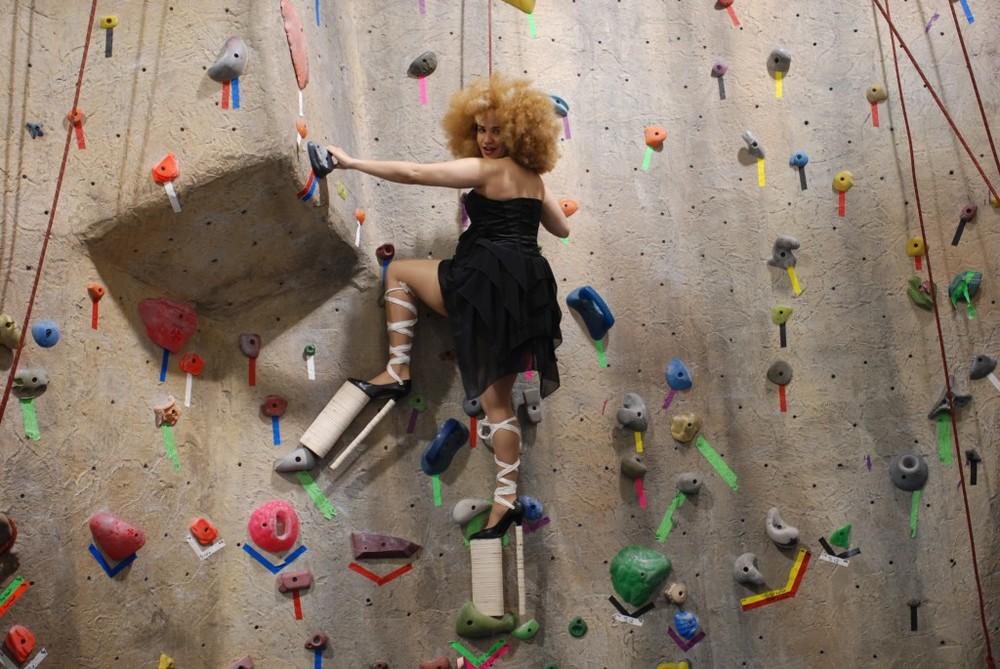tyramail, rock climb 1