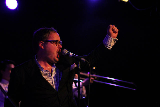 St. Paul and the Broken Bones — photo by Tyler Garcia