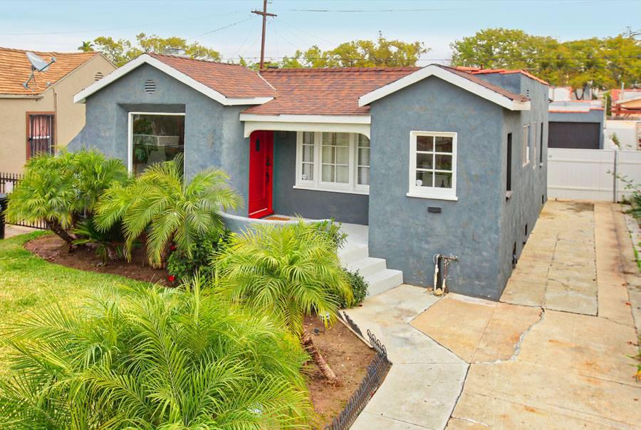 3140 Dorchester Ave., El Sereno     Listed for 499,000 sold for 548,000