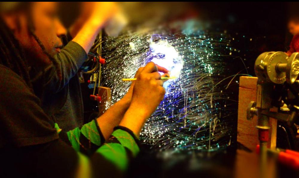 creating Andromeda
